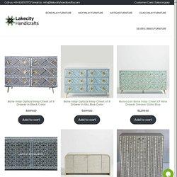 Best Bone Inlay Furniture USA - Lakecity Handicrafts