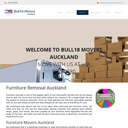 Furniture Removal Auckland - Furniture Movers Auckland