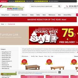 Furniture Link Stockists - Furniture Direct UK