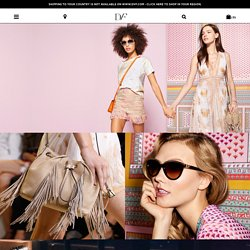 DVF | Designer Clothing - Designer Fashions - Designer Women's Clothes