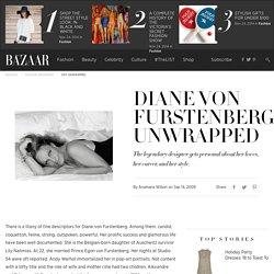 Diane von Furstenberg Interview