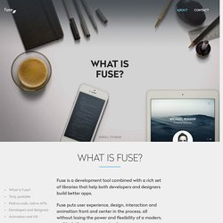 fuse by outracks