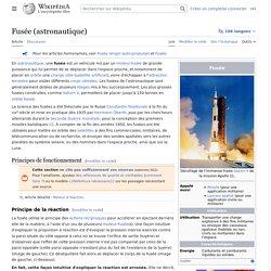 Fusée (astronautique)