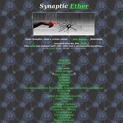 Synaptic Ether