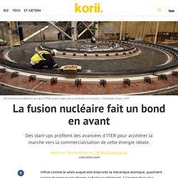 La fusion nucléaire fait un bond en avant