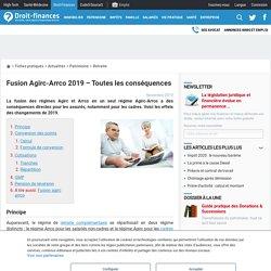Fusion Agirc-Arrco 2019 – Toutes les conséquences