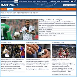 Fußball - sportschau.de