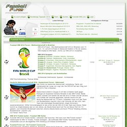 Fussball Forum Community International Bundesliga Fussball-Foren