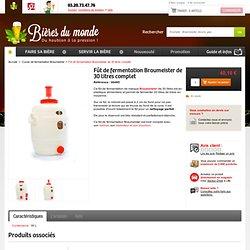 Fût de fermentation Braumeister : 30L