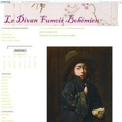 Futaine de Gênes et autres toiles - Le Divan Fumoir Bohémien