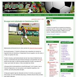 Papo F.C. - O Blog sobre o Futebol Catarinense: Brusque será reb