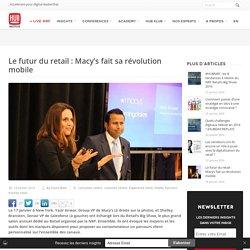 Le futur du retail : Macy's fait sa révolution mobile