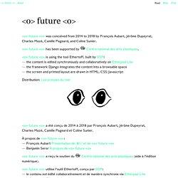 <o> future <o> → <o> future <o>