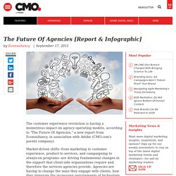 The Future Of Agencies [Report & Infographic]