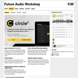 Future Audio Workshop