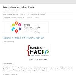 Future Classroom Lab en France » Concevoir La Classe de Demain