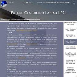 Future Classroom Lab au LP2I