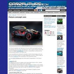 future concept cars - list future cars