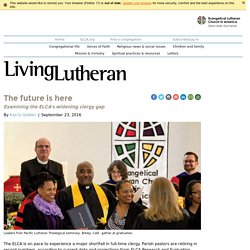 The future is here - Living Lutheran