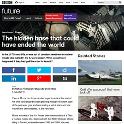 Future - The hidden base that could have ended the world