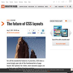 The future of CSS layouts