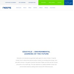 The Future of Learning: EduCycle - Pre - order The Future
