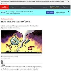How to Make Sense of 2016