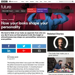 Future - How your looks shape your personality