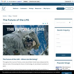 Future Of LMS