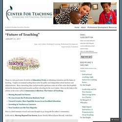 Center for Teaching