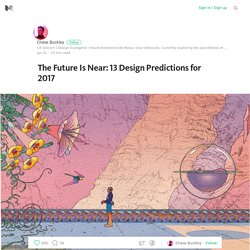 The Future Is Near: 13 Design Predictions for 2017