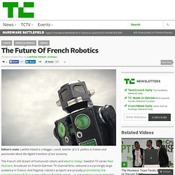 The Future Of French Robotics