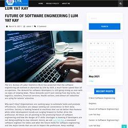 Future of Software Engineering