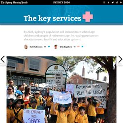 Future of Sydney's Health and Education