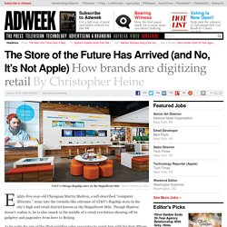 Audi, AT&T, Pep Boys All Look to the Future With Their Brick-and-Mortar Shops
