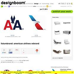 futurebrand: american airlines rebrand