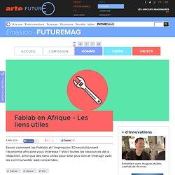 Fablab en Afrique - Les liens utiles