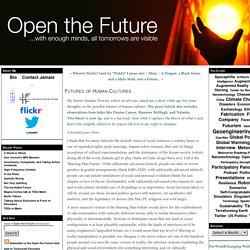 Futures of Human Cultures