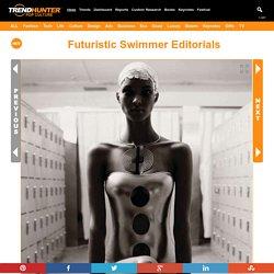 Futuristic Swimmer Editorials : interview russia june 2012