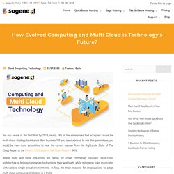 How Evolved Computing and Multi Cloud is Technology and Future?