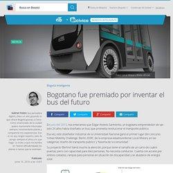 'Olli': el bus del futuro que diseñó un bogotano