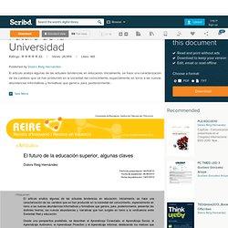 Futuro de la Universidad
