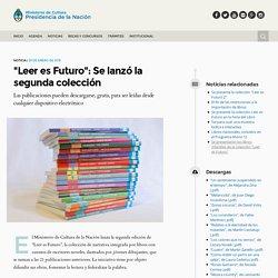 """Leer es Futuro"": 21 libros de narrativa argentina, ahora disponibles en pdf ..."