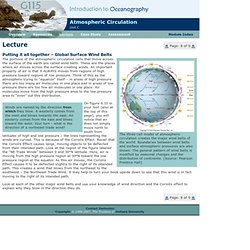 G115 - Introduction to Oceanography