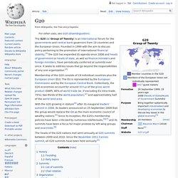 G20 - Wikipedia