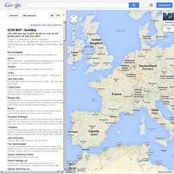 G33K MAP - GeekMap
