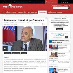 Philippe Gabilliet, ESCP Europe - Bonheur au travail et performance