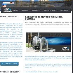 Gabinetes de Carbon Activado MCAT®