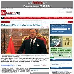 Mohammed VI, roi le plus riche d'Afrique ...