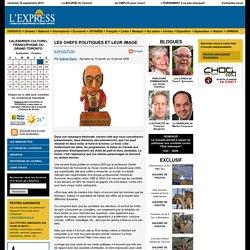 Gabriel Racle - Les chefs politiques et leur image - L'Express de Toronto